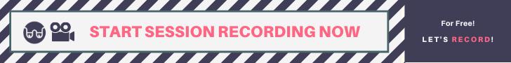 session recordin banner