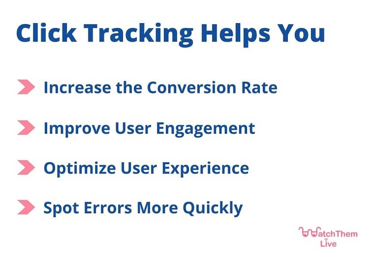 click tracking benefits