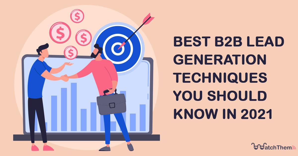 best b2b lead generation techniques