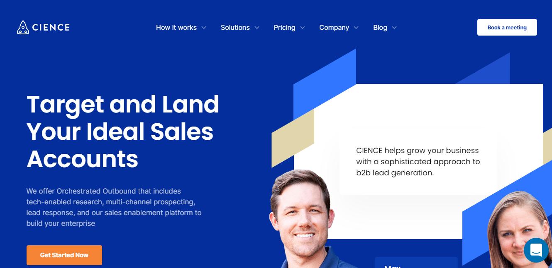 Cience website