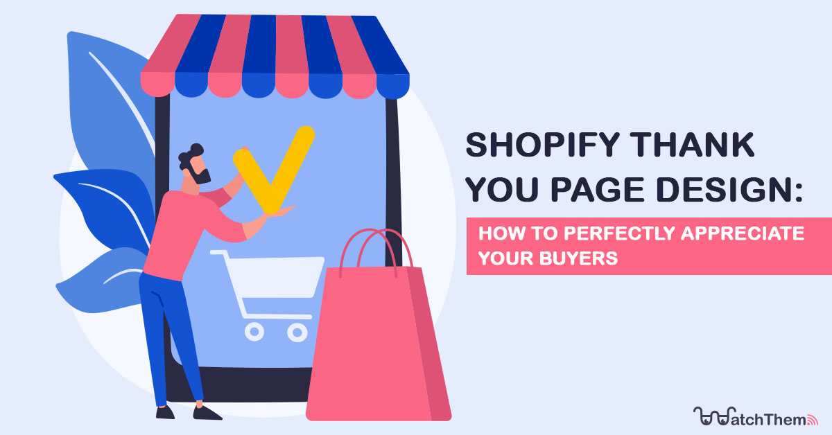 shopify thank you page design tips