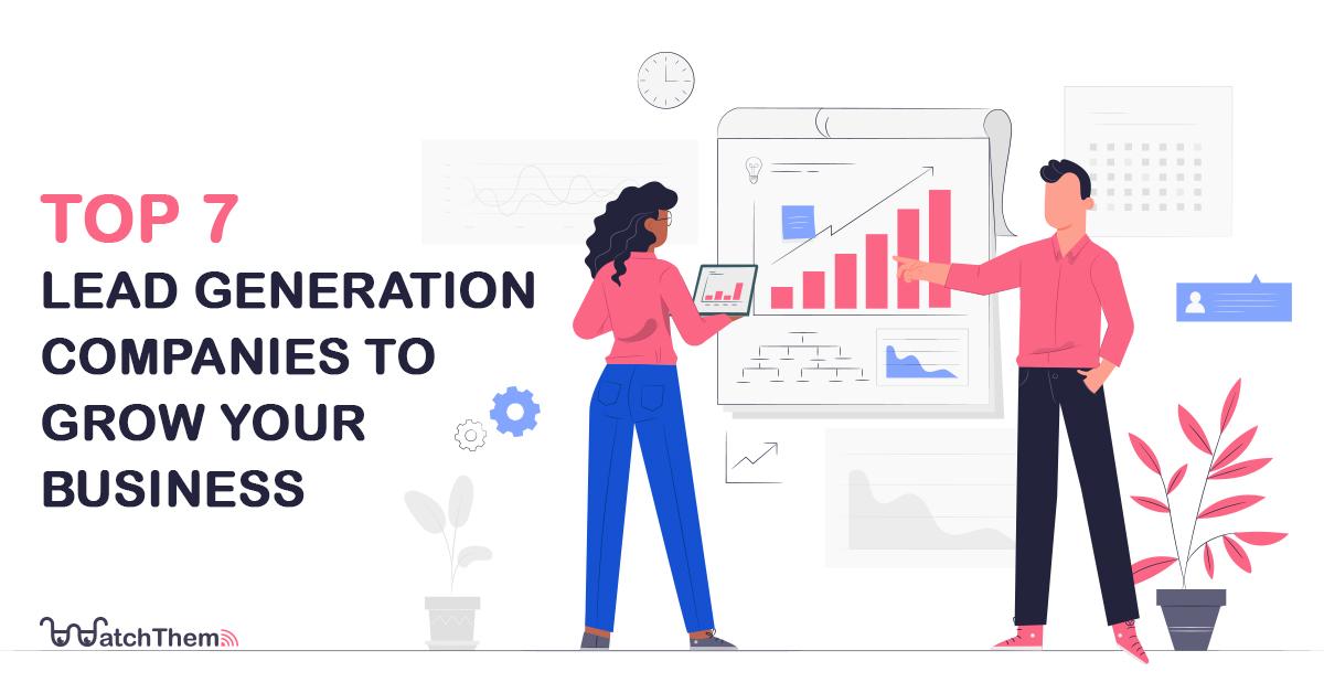 top 7 lead generation companies